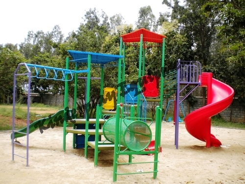 Integrated Playground Equipment Integrated Play