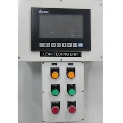PLC Based Leak Testing Unit