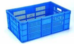 GSP-604225 Blue Plastic Crates