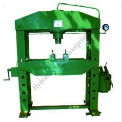 Hand Operated Hydraulic Work Shop Press