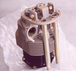 Steel Castings - Engine Cylinder Heads, For Industrial