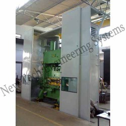 Stamping Press Acoustic Enclosure