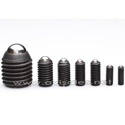 Plastic Mold Components - Ball Plunger Manufacturer from Pune