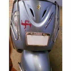 Crashbar Set For Suzuki Access 125