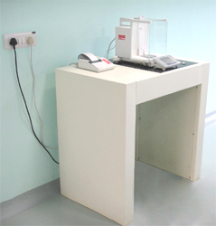 Beau Laboratory Balance Table