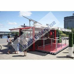 Prefabricated Shop