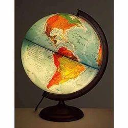 Llluminated Globe