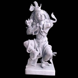 Marble Art Sculpture Shiva