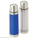 Blue Or Silver Thermal Drink Flask