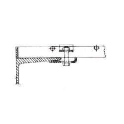 ARC Grating Clamps Type C