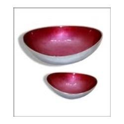 Aluminium Round Bowls