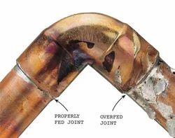 Copper Pipe Soldered
