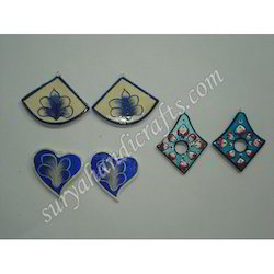 Meena Painting Earring