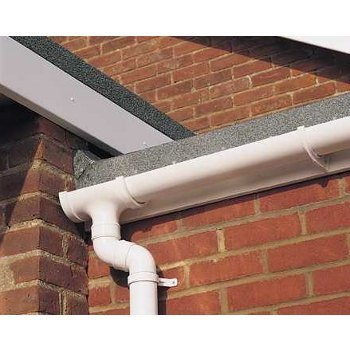 Down Pipes Amp Gutters Karthik Roofings Amp Structurals