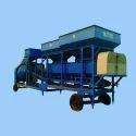 Mobile Concrete Mixing Plant
