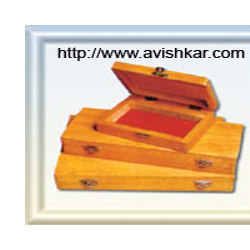 Micro Slide Box Wood