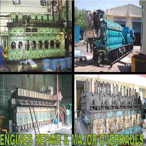 Diesel Generator Engine Repair Services