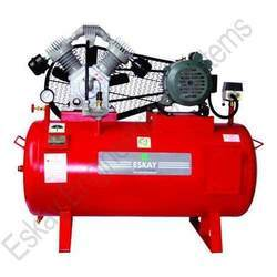 Up To 7.5 HP Eskay Industrial Air Compressor
