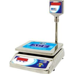 Table Top Regular S.S Body Weighing Scale