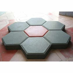 Uni Hex Paver Blocks