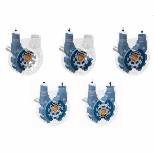20-25 m Tuthill L Pump, 50-100 LPH, 1-3 HP