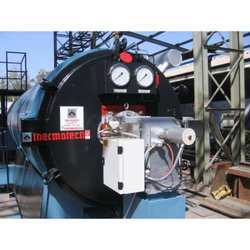 Gas Oil Fired Burner Thermic Heater