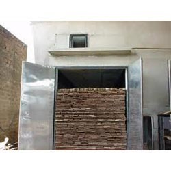 Wood Drying Kiln