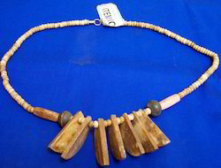 Medieval Bone Necklace
