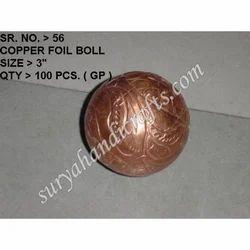 Copper Foil Ball