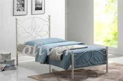 Scroll Single Bed