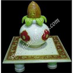 Marble Kalsh On Chowki