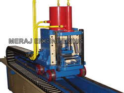 Tube, Rod, Section Cut To Length Machine