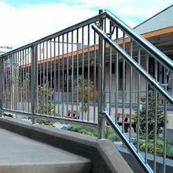 Commercial Stainless Steel Railings - Regal Engineering ...