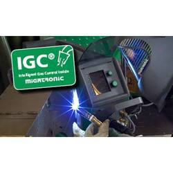 IGC- Intelligent Gas Control Welding Machines