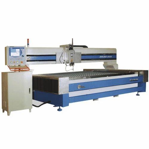 Metallic Water Jet Supply Belarus: Gantry Type Water Jet Cutting Machine For Industrial Use