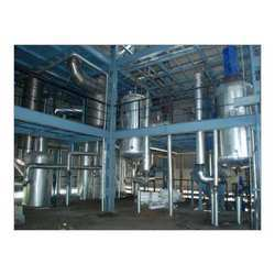 Physical Refining Deodorization