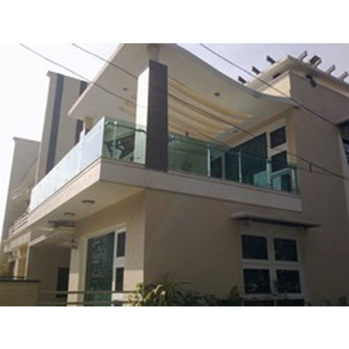 Exterior Stainless Steel Railing