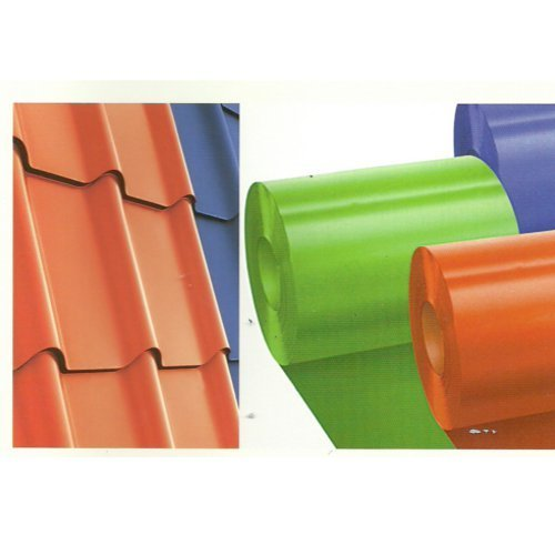 Pre Painted Galvanized Sheets - Trapezoidal Sheets Wholesale