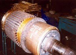 Dc Armatures Machines Repairing Services