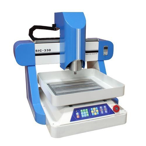 CNC Routers Mini Series - Mini CNC Router for Hard Metal Engraving