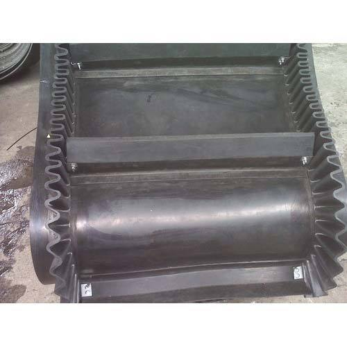 Side Wall Cleated Conveyor Belts Transflex Conveyors Pvt