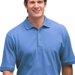 Mens Basic Polo T-Shirts