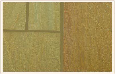 Natural Raj Green Sandstone