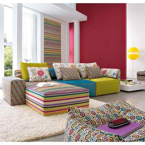 Captivating Living Room Interior Designing