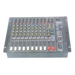 9 Channel Stereo Mixer with Digital Echo