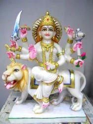 Maa Durga marble Statues
