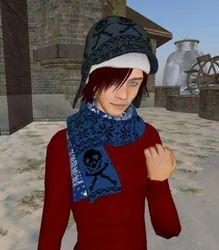 Angora Sweater, Muffler