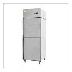 COMMERCIAL REF. SS MATERIAL Two Door Vertical Refrigerator