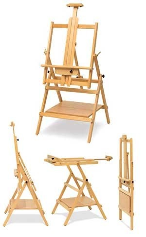 Easels - Best Kelly Crank Easel Wholesale Trader from Mumbai