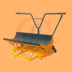 Cloth Roll Doffing Trolley